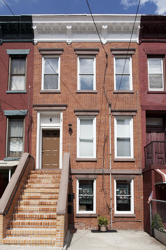 4 Magnolia Ave Jersey City Townhouse For Sale By Hudson